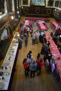 Afternoon Tea at the 2015 Christmas Community Day